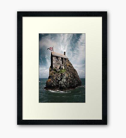 Little Britain Framed Print