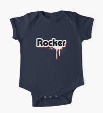 Rocker Graffiti Kids Clothes