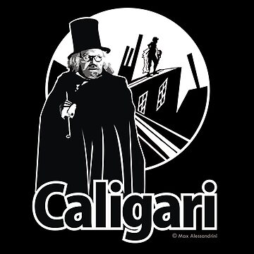 The cabinet of Dr. Caligari by maxsax