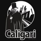 The cabinet of Dr. Caligari by Max Alessandrini
