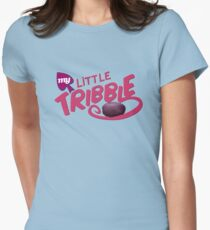 My Little Tribble Women's Fitted T-Shirt