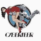Cyberteer by Crocktees