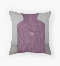 The Pink Hottie! Throw Pillow
