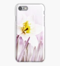 simple sunshine in a daffodil iPhone Case/Skin