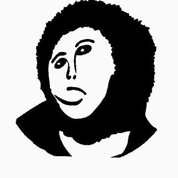 Potato Jesus/Ecce Homo by unbearablybleak