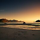 Sunset Beach by Andreas Stridsberg