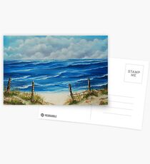 Fanore Beach, County Clare - oil painting Postcards
