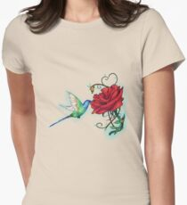 Mother's Nature Rose (Redbubble Challenge Entry) T-Shirt