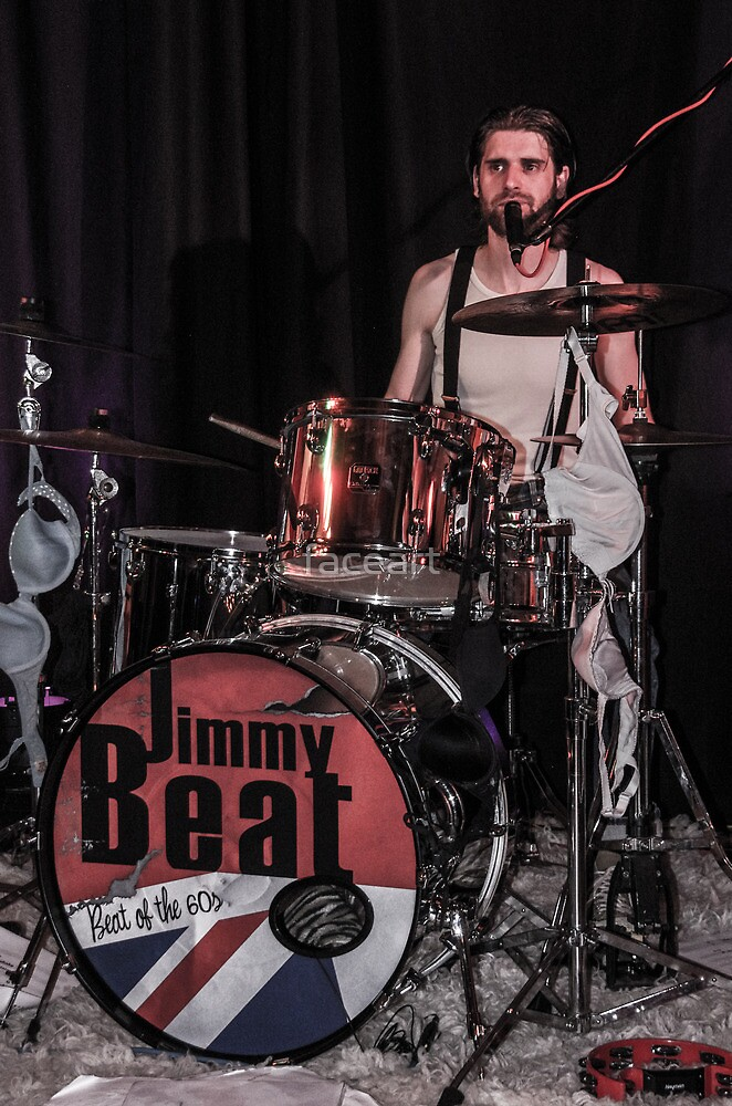 Jimmy Beat in concert 3 by faceart