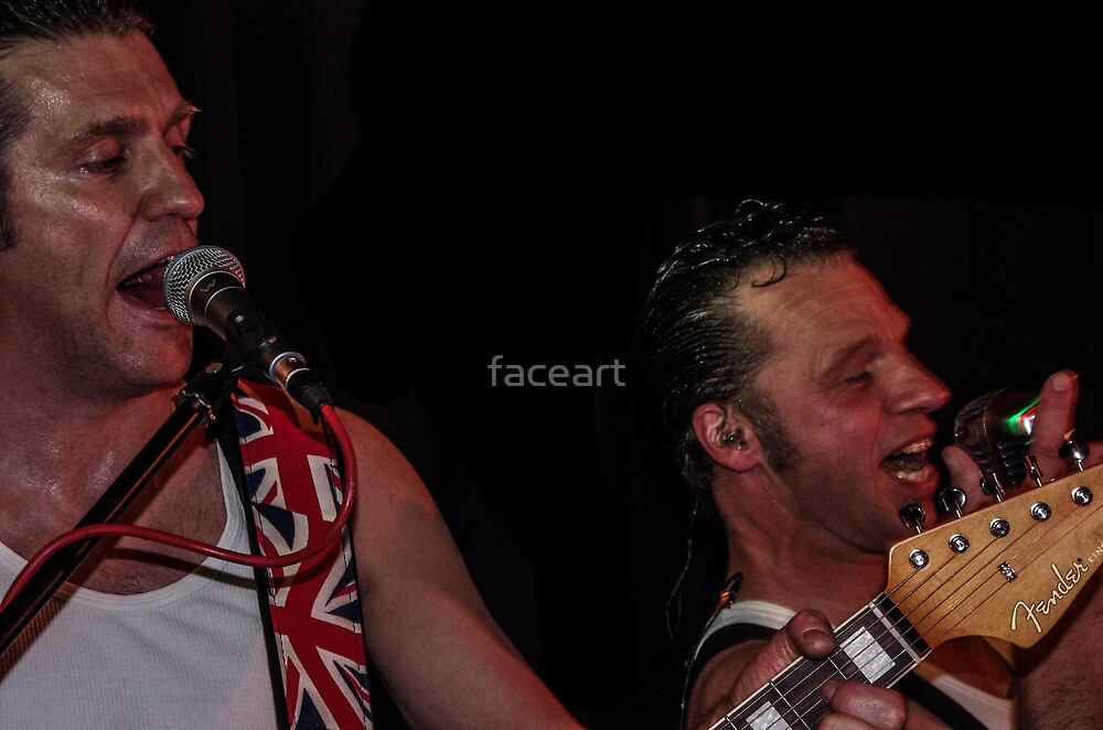 Jimmy Beat in concert 12 by faceart
