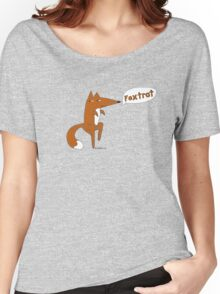 foxtrot Women's Relaxed Fit T-Shirt