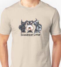 e0c555ea Schnauzer Dad T-Shirts | Redbubble