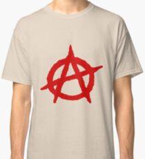 Anarchy Shirt Classic T-Shirt
