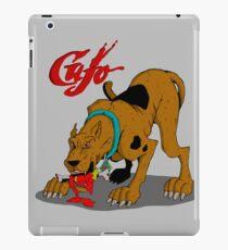 Cujo Doo iPad Case/Skin