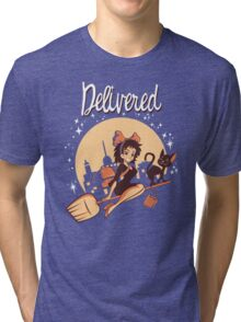 Delivered Tri-blend T-Shirt