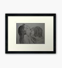 Illicit Framed Print