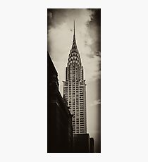 Chrysler  Photographic Print