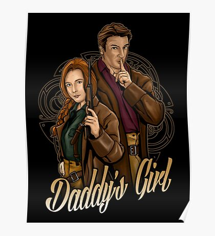 Daddy's Girl Poster