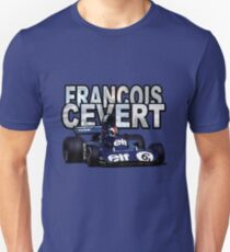 Francois Cevert design T-Shirt