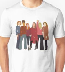 The Women of Doctor Who  T-Shirt
