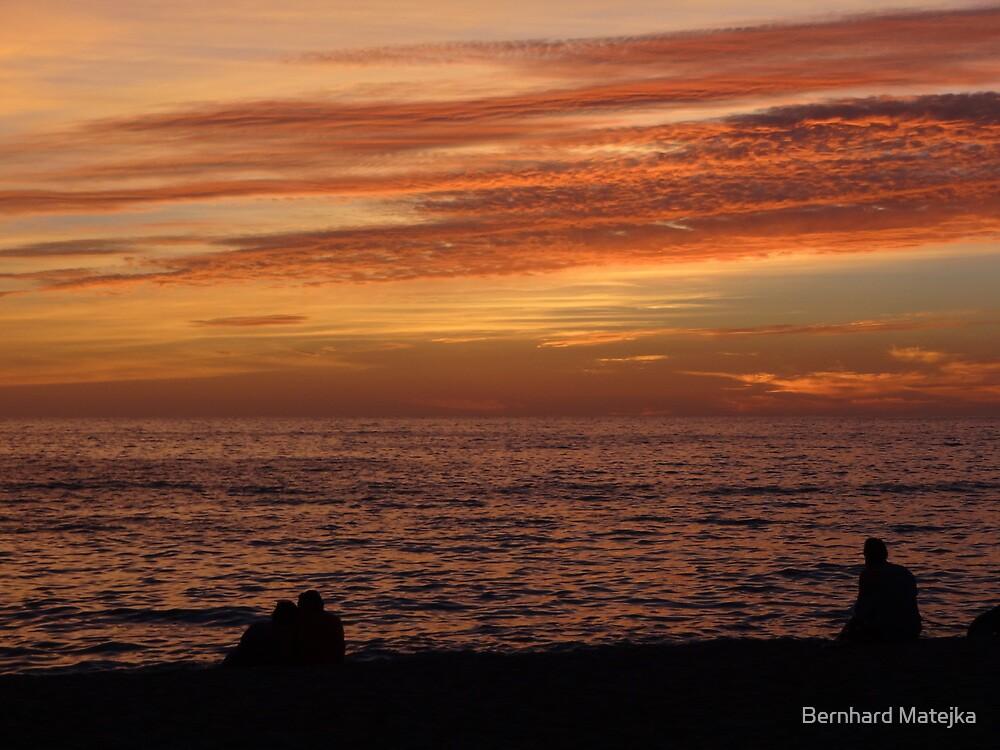 After Sunset - Despues De La Puesta Del Sol by Bernhard Matejka