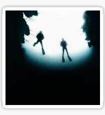 Deep Dive Sticker