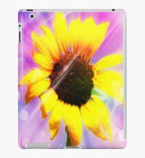 sunflower power-ipad iPad Case/Skin