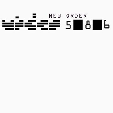New Order Video 586  by stitchesvegas