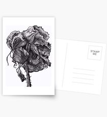Decayed Postcards