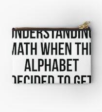 Alphabet Studio Pouch