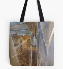 Deconstructivism Tote Bag