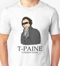 T-Paine & Common Sense Unisex T-Shirt