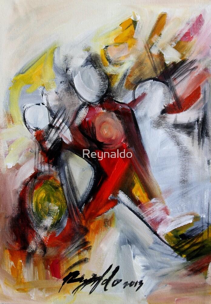 Dancing Queen of the Silver Screen by Reynaldo