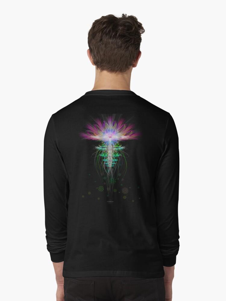 Cosmic Flower - Star_Seed_One - 2013 by AntarPravas