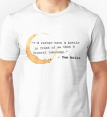 Frontal Lobotomy  Slim Fit T-Shirt