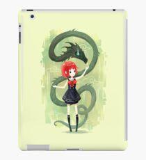 Serpent iPad-Hülle & Klebefolie