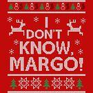 I don't know, Margo! by DevilChimp