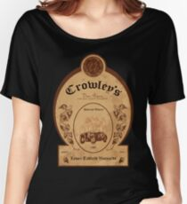 Crowley's Infernal Winery Women's Relaxed Fit T-Shirt