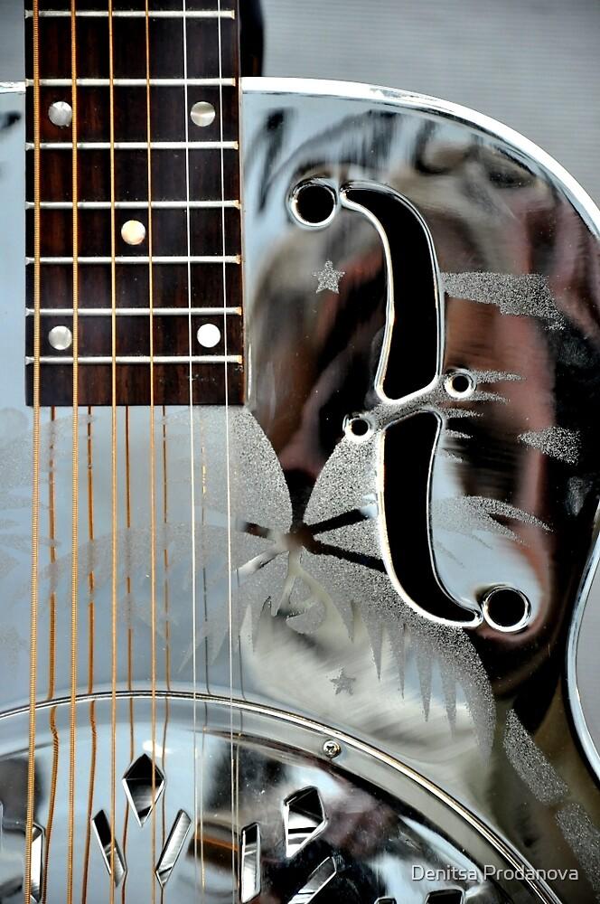 Guitar by Denitsa Prodanova