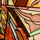 Country House Window: detail by Jeffrey Hamilton