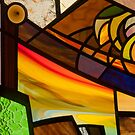 Country House Window: detail 2 by Jeffrey Hamilton
