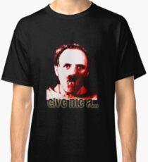 trencherman red Classic T-Shirt