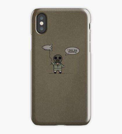 I Love My Mummy iPhone Case/Skin