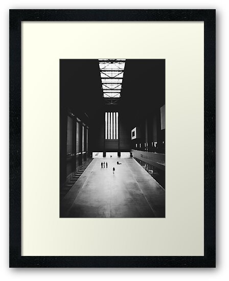 Tate Modern by Arran Cross