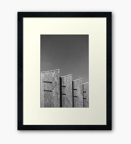 Sheffield IC Framed Print