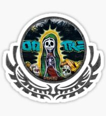 Day of the Dead #1 Tee for the Boys Sticker