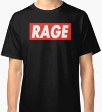 Rage - Critical Role (Obey Inspired) Classic T-Shirt