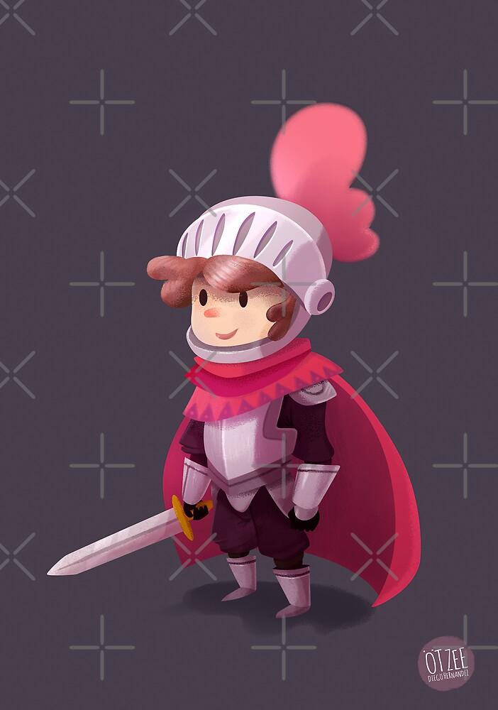 Knight by otzee