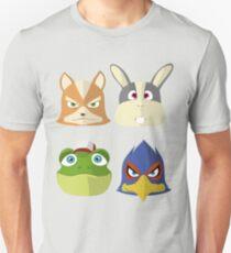 Team StarFox Unisex T-Shirt