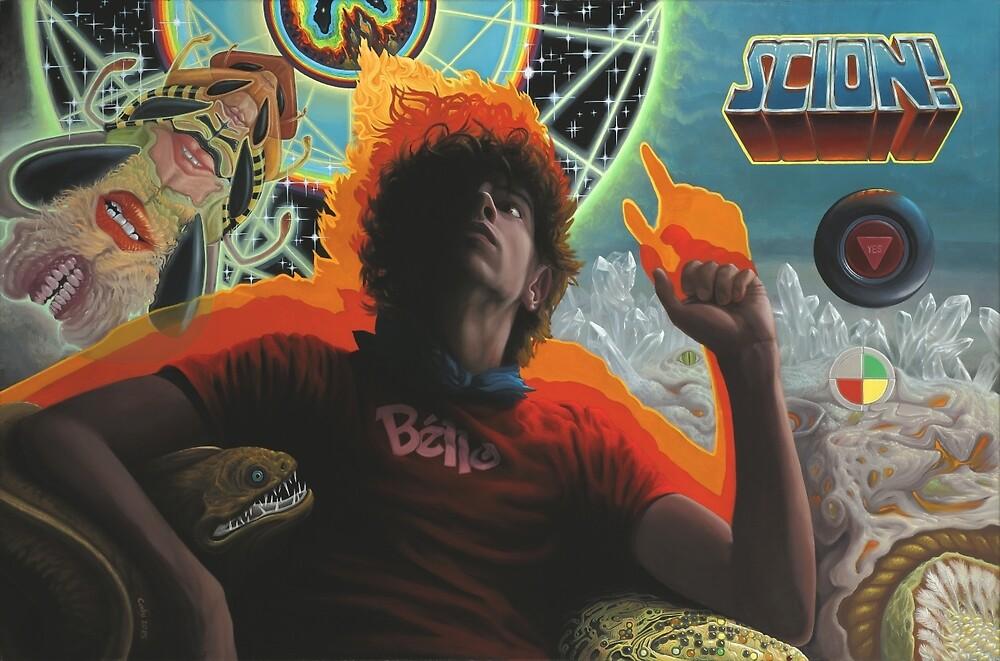 Scion of a Budgie-Sattva by Cody Seekins
